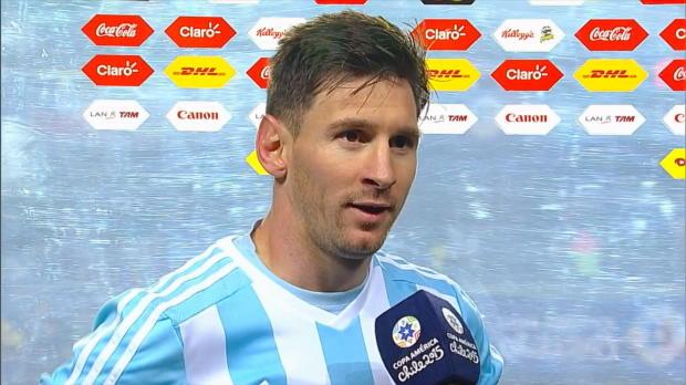 "Copa America: Messi will ""Titel unbedingt"""