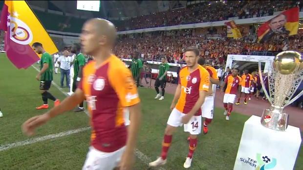 Galatasaray - Akhisaspor