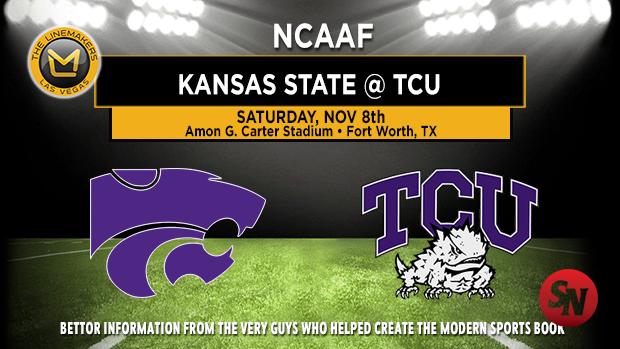 Kansas State Wildcats @ TCU Horned Frogs