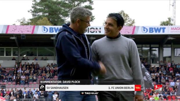 2. Bundesliga: SV Sandhausen - 1. FC Union Berlin | Highlights