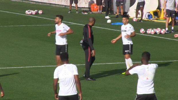 Monaco - Henry et Falcao déjà complices