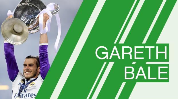 Ronaldos wichtigster Zuarbeiter: Gareth Bale
