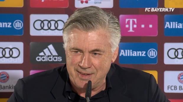 Best of Ancelotti: Die besten Sprüche beim FCB