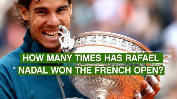 تنس: بطولة فرنسا المفتوحة: مسابقة أوبتا – الى اي مدى تعرفون البطولة؟