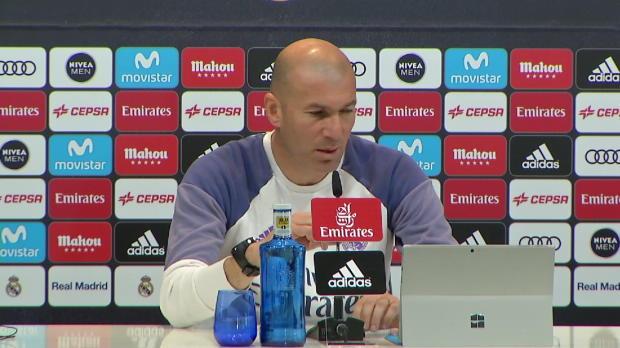 """Zidane: """"Keine Sorge um Ronaldos Qualitäten"""""""