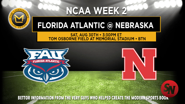 Florida Atlantic at Nebraska