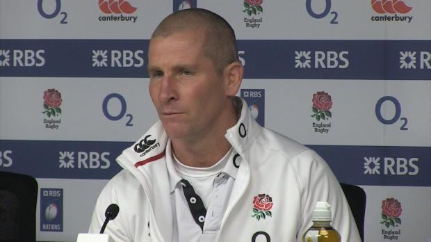 Angleterre - Lancaster fier de son �quipe combattive