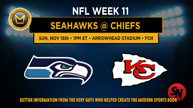 Seattle Seahawks @ Kansas City Chiefs