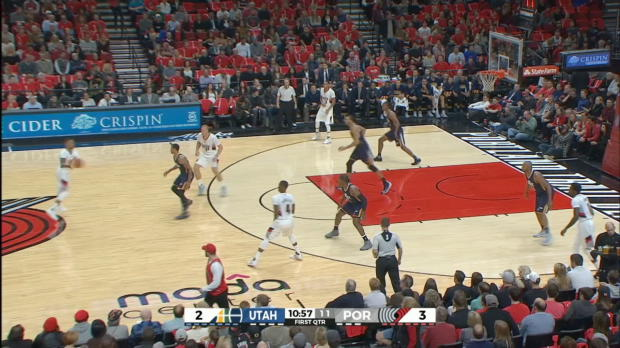 Lillard Leads Trailblazers to Victory