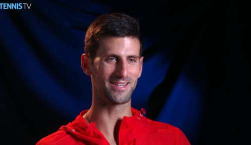 Djokovic Interview: ATP World Tour Finals SF