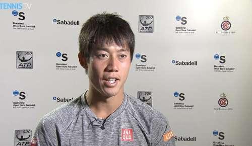 Nishikori Interview: ATP Barcelona 2R