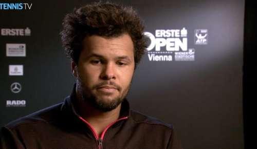 Tsonga Interview: ATP Vienna SF