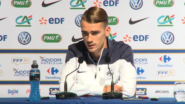 Malgré la déroute de l'Espagne lors de la Coupe du monde et l'arrivée de nouveaux joueurs, Antoine Griezmann s'attend à un match très difficile pour l'équipe de France jeudi soir.