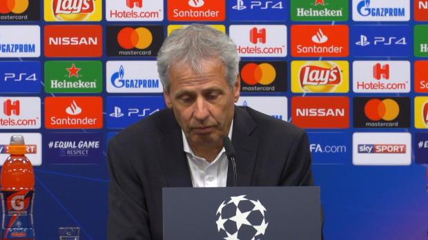 """Favre nach Monaco: """"Verdient, aber sehr schwer"""""""