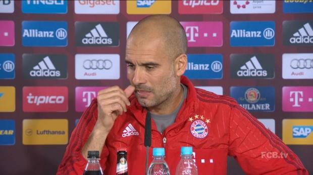 Guardiola: Lewandowski weiß, was wichtig ist