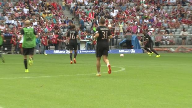 Foot : LDC - Groupe E : Le Bayern à huis clos à Moscou