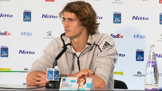 ATP Finals: Zverev bereit für Saisonabschluss