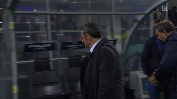 UEFA Champions League: Inter Mailand - FC Barcelona   DAZN Highlights