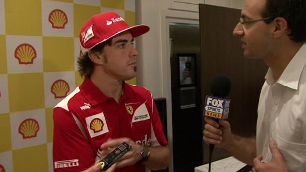 F1- Alonso, muy cerca de McLaren