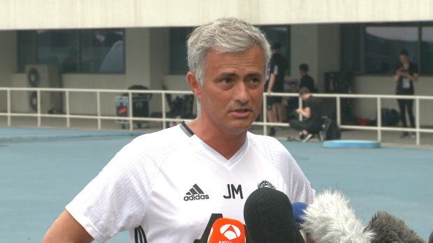 ICC: Handschlag mit Guardiola? Mourinho genervt
