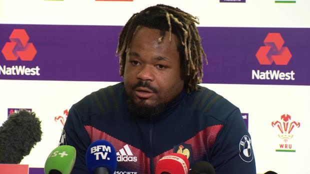 """Rugby : Six Nations - Bastareaud - """"Je ne vais pas surjouer mon rôle"""""""