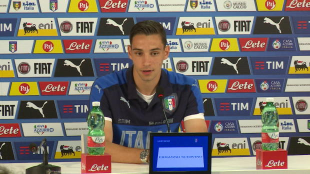 "De Sciglio: Conte ""hat diese Aura"""