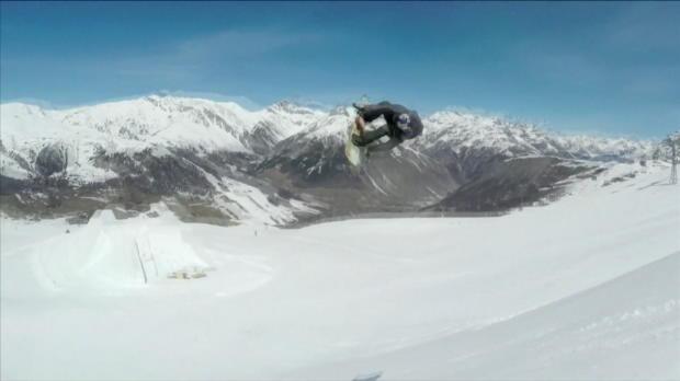 Snowboard: Morgan schafft historischen Trick