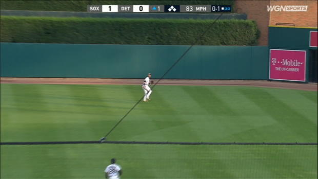 Smith's unique sacrifice fly