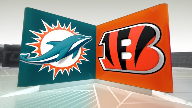 Week 4: Dolphins vs. Bengals highlights