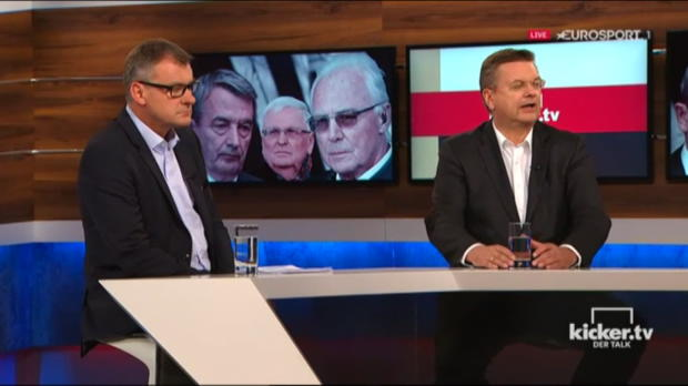 Grindel über Beckenbauer und die WM-Affaire