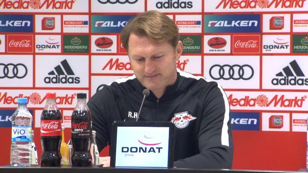 """Hasenhüttl: 0:1 gegen Ingolstadt? """"Wenig Mut"""""""