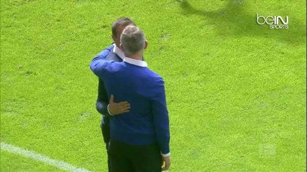 Bundes : Hambourg 0-3 Paderborn