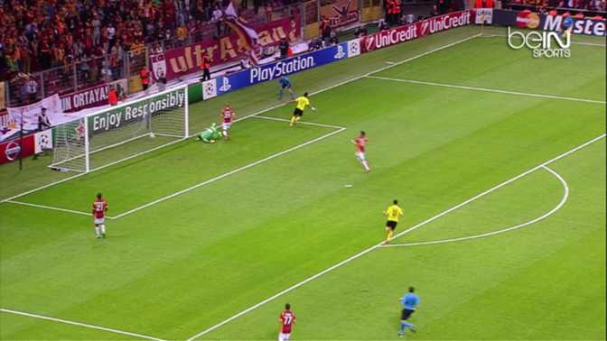 LdC : Galatasaray 0-4 Dortmund