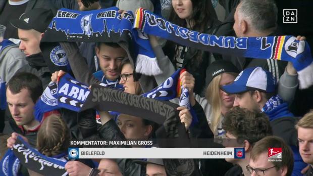 Arminia Bielefeld - 1. FC Heidenheim 1846
