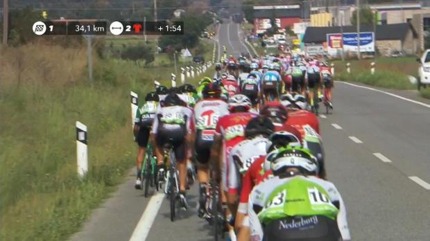 Vuelta a Espana: Yates dem Gesamtsieg nahe