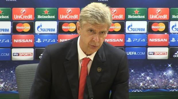 "Foot : LDC - Groupe D : Wenger : ""Welbeck prend confiance"""