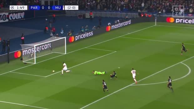Kehrer mit fatalem Fehlpass zu Lukaku   Champions League Viral
