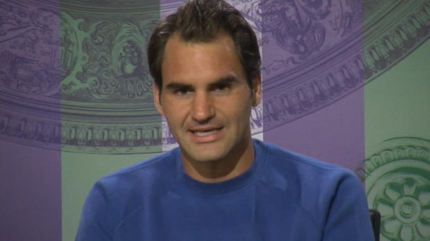 """Wimbledon: Federer: """"Nie besser vorbereitet"""""""