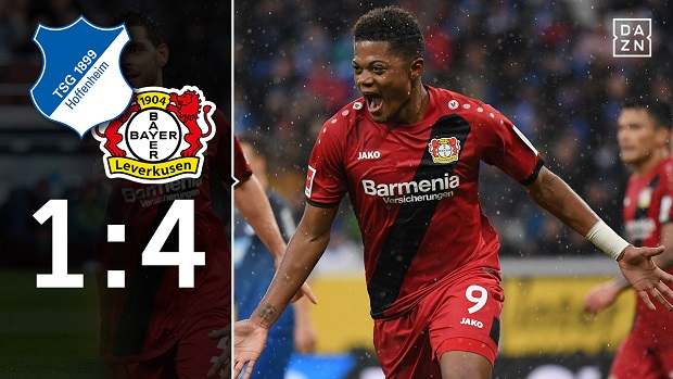 TSG Hoffenheim - Bayer 04 Leverkusen