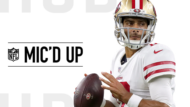Mic'd Up: Best wired sound from the NFL in Week 2