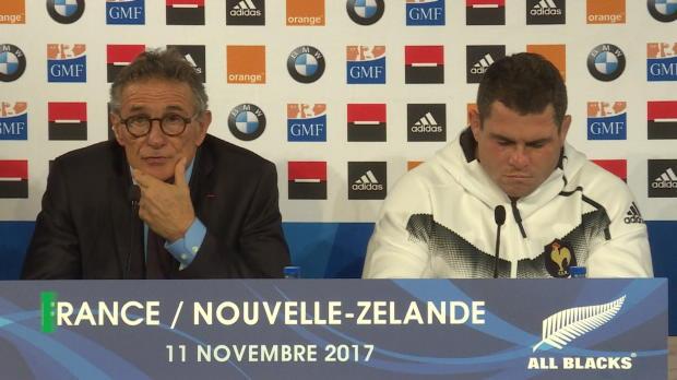 Internationaux : Internationaux - La paire Dupont-Belleau a su répondre aux attentes de Novès