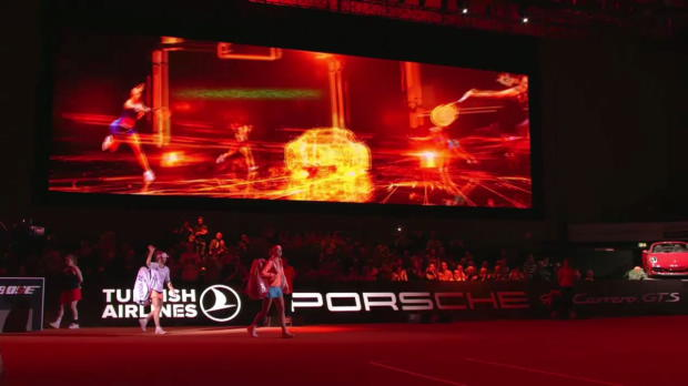 WTA Stuttgart: Kerber-Schock! Angie verliert Auftakt gegen Mladenovic