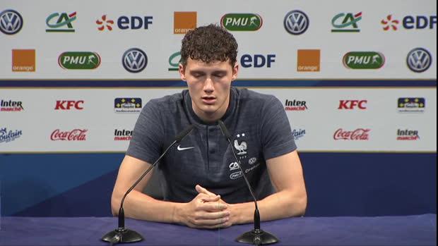 """Pavard zum VfB: """"Abstieg hat mich mitgenommen"""""""