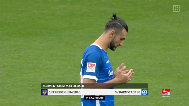 2. Bundesliga: 1. FC Heidenheim 1846 - SV Darmstadt 98 | Highlights