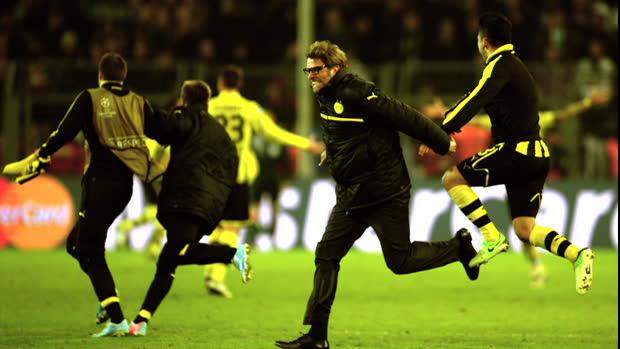 Die magischen Europapokal-Nächte des Jürgen Klopp
