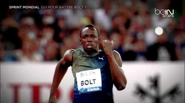 Sprint : Qui pour battre Bolt ?