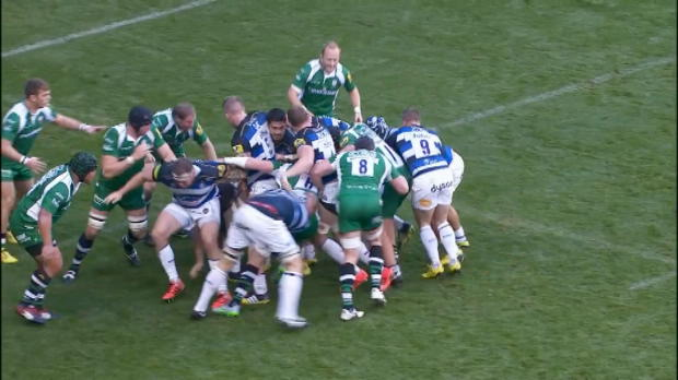 Aviva Premiership - Irish v Bath