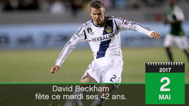 2 mai - Happy Birthday David Beckham !
