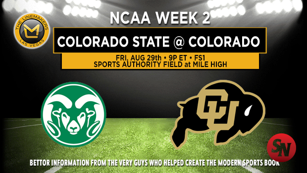 Colorado vs. Colorado St.