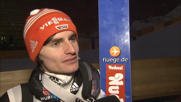 Skispringen: Freitag bricht Hannawald-Fluch